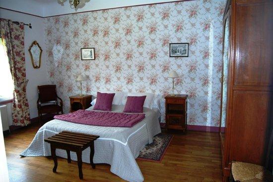 Chambres d'hôtes en Bourgogne : chambre la Florale