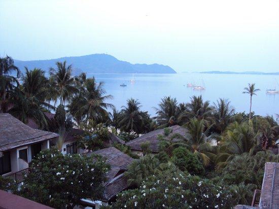 Panwa Boutique Beach Resort : vue de la chambre..magnifique!