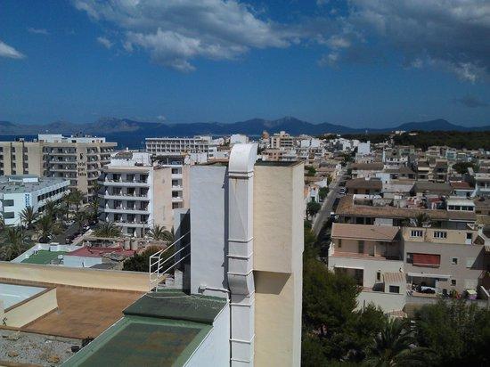 Hotel Nordeste Playa: View