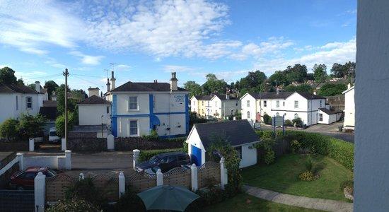 Villa Marina: View from my room