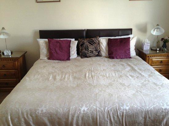 Villa Marina: Bed