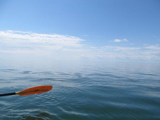 Lost Creek Adventures: love the open water!