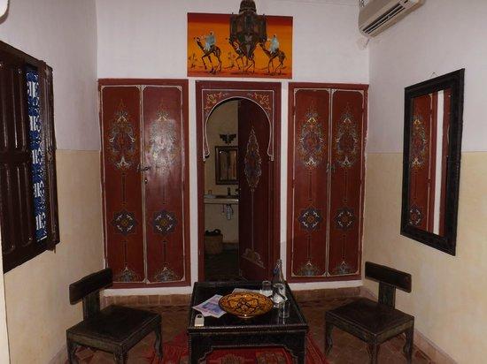 Riad Abaca Badra: Room