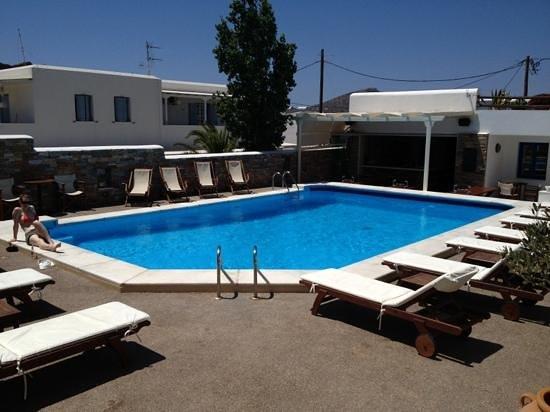 Ios Resort Hotel: Amazing pool in Ios Resort