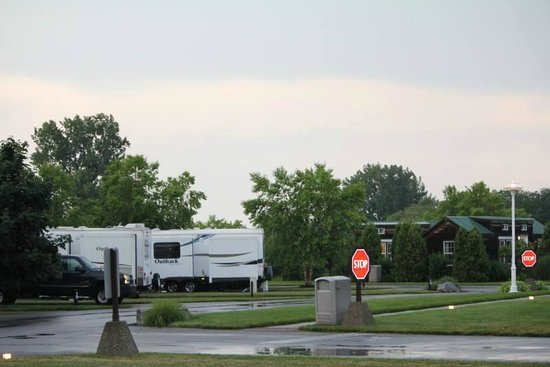 Camper Village at Cedar Point: campground
