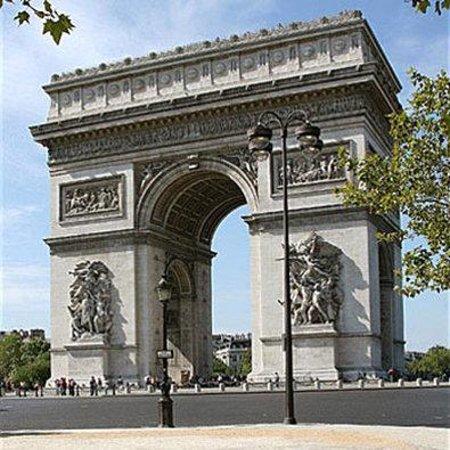 Hotel Elysées Paris : Area Attraction