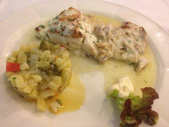 Urgain Restaurante : MERO
