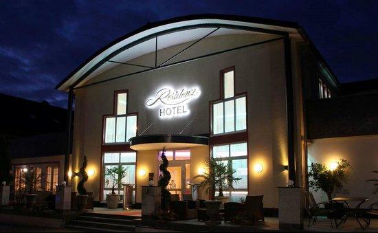 Hotel Residenz Babenhausen: Empfangshalle