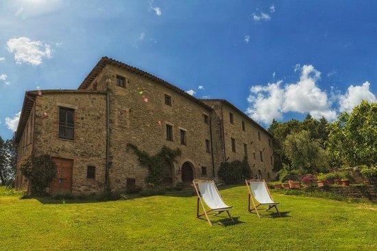 B&B Tenuta Cavalieri di Scanzano: Panorama/ Overview