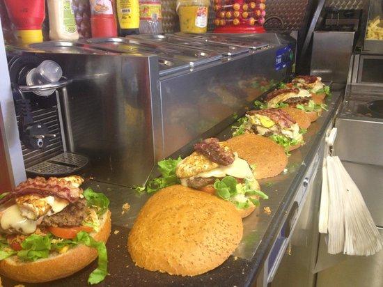 Frituurbear: burger factory du NORD :-)