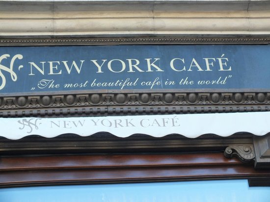 Boscolo Budapest, Autograph Collection: NewYork Cafe