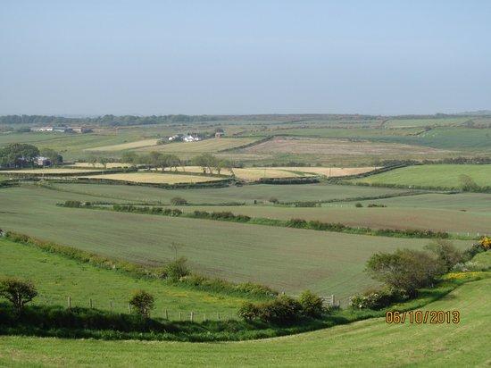 Lagavara Farm: A view from our room