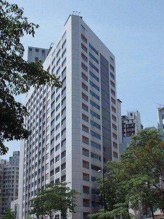 The Cityview Hong Kong: The Cityview Exterior