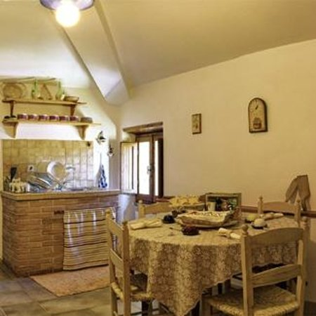 B&B Tenuta Cavalieri di Scanzano: Dettaglio cucina appartamento