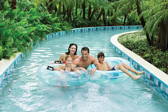 Turnberry Isle Miami, Autograph Collection: 1,600 Foot Lazy River
