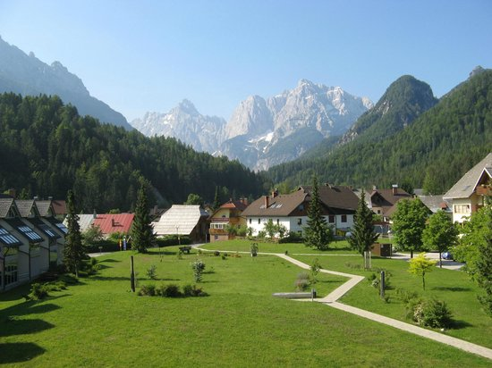 Ramada Hotel and Suites Kranjska Gora: Our balcony view