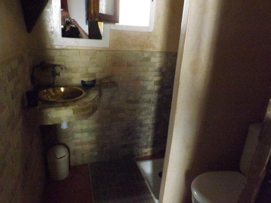 RIad Dar El Paco: Bathroom