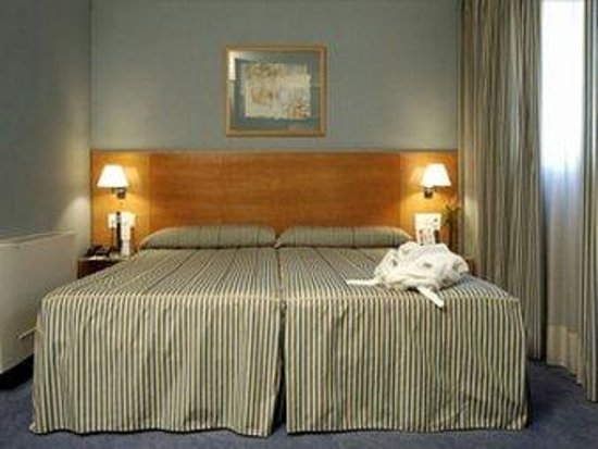 Agri-Hotel Hermitage: Guest Room