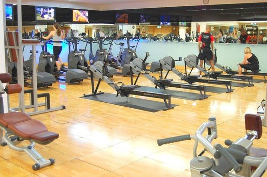 Hotel Cascais Miragem : Health Club
