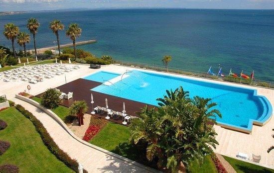 Hotel Cascais Miragem : Pool