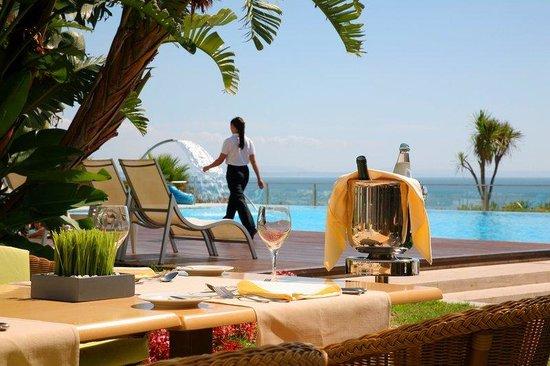 Hotel Cascais Miragem: Oasis Restaurant