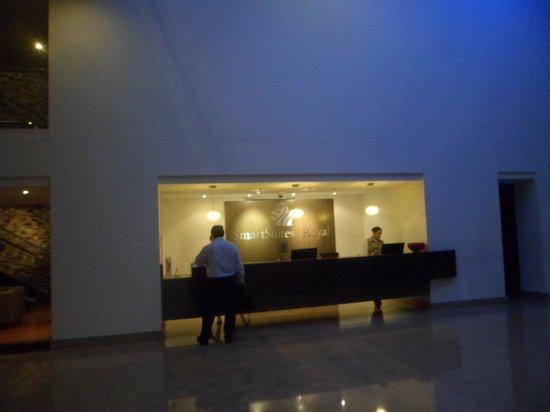NH Collection Barranquilla Smartsuites Royal: Un personal magnífico.