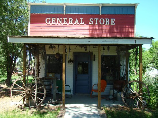 Dobby S Frontier Town General Store Picture Of Dobby S