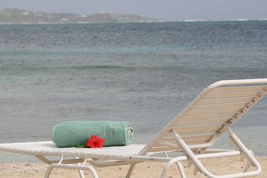 Hotel on the Cay: Beach