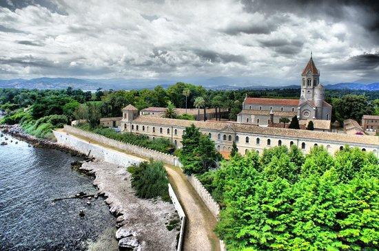 Iles de Lerins: The Abbey