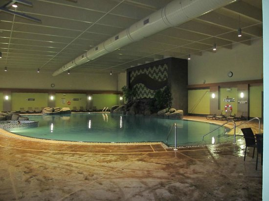 Menominee Casino Resort: Pool