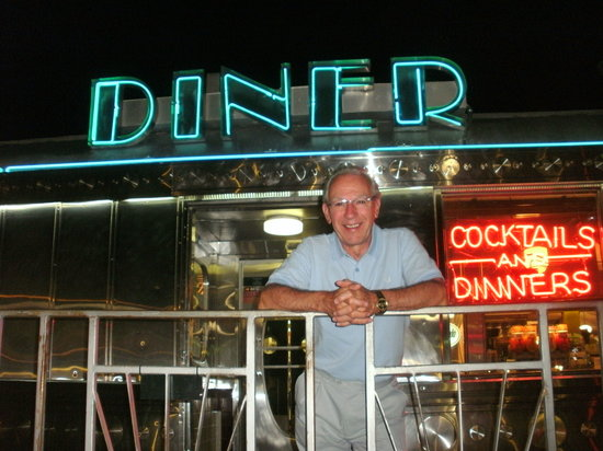 Villa Paradiso : 1950's style diner
