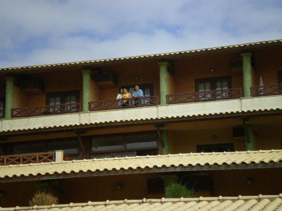 Laguna Blu Hotel: Vista