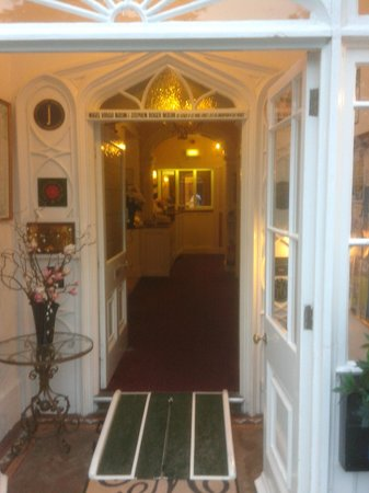 Rothay Manor Hotel: Hotel Entrance And Reception