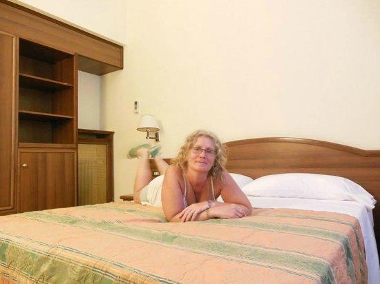 Hotel Medici: comodisima habitacion!!