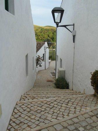 Straßen in Aldeia da Pedralva