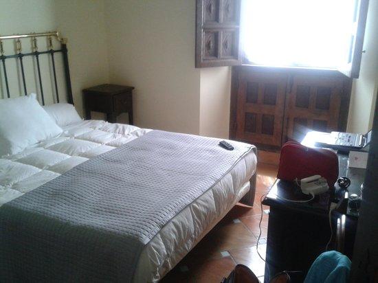 Hotel Casa del Capitel Nazari: Habitación estandard