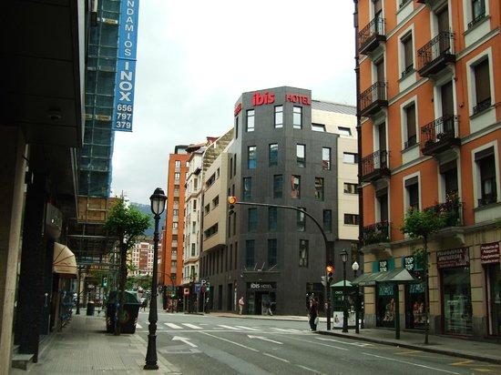 Ibis Bilbao Centro: hotel