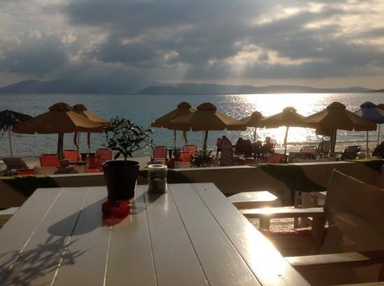 Palatia Agia Anna Beach Restaurant: Προσθήκη λεζάντας