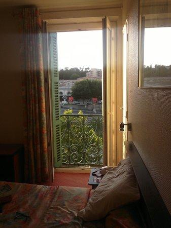 Hotel Bristol : view from window