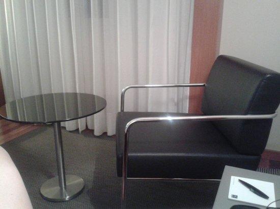 AC Hotel Sevilla Forum: Habitación doble standard