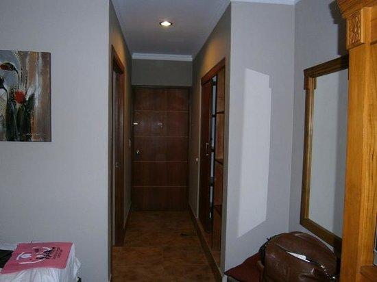 Hotel Ladera: habitación