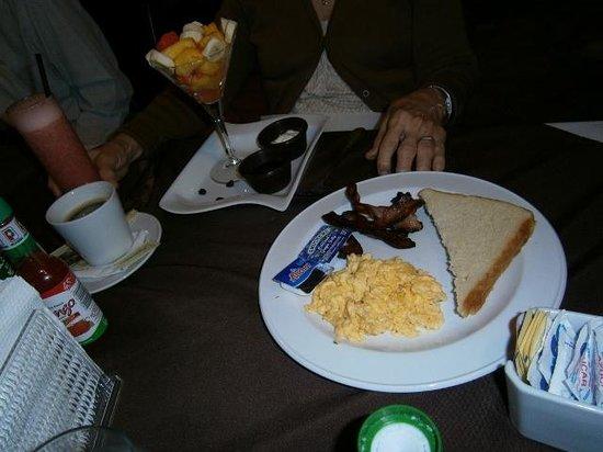 Hotel Ladera: desayuno
