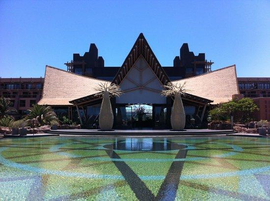 Lopesan Baobab Resort: Piscina central