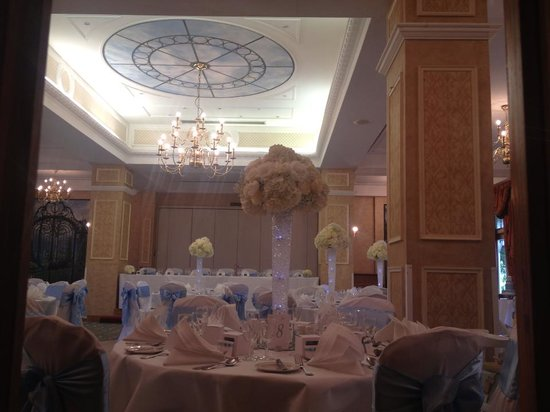 Coulsdon Manor & Golf Club: wedding 15.06.13