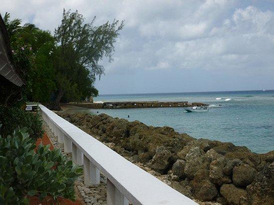Cobblers Cove: Praia