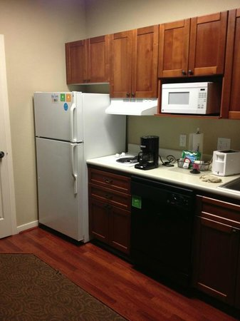 HYATT House Santa Clara : Sweet little kitchenette