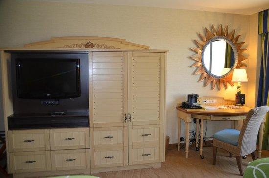 Disney's Paradise Pier Hotel: Standard Room