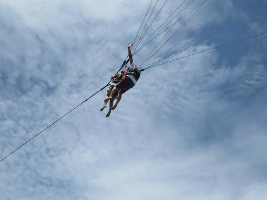 Aguas Azules Parasailing & Watersports Tours: great experience
