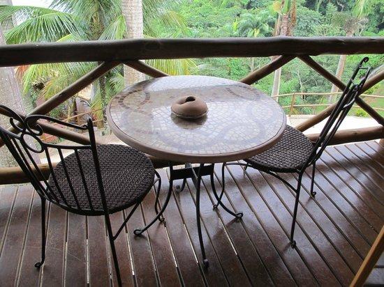 Solar Singuitta: Varanda - Suite Canário