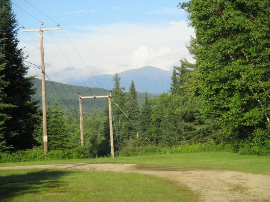 Beech Hill Campground and Cabins: Mt. Washington!!!!